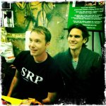 Bryan Borland and Matthew Hittinger - Rainbow Book Fair 2012