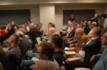Crowd at the First-Ever Assaracus Reading NYC March 23 2012